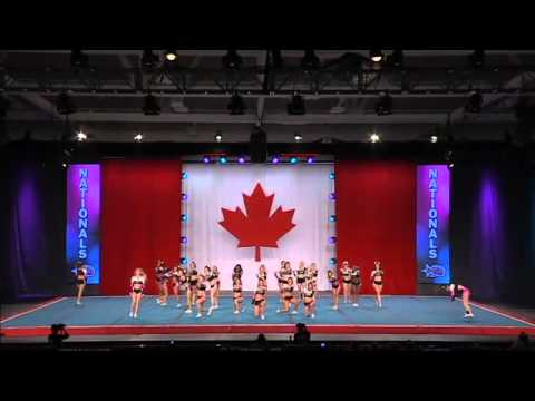 CE Nationals 2014 - IO4.2 - Flyers Allstars - Day 2