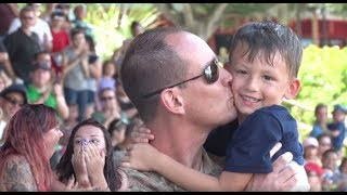 🔴 Soldiers Coming Home Surprise Compilation 70