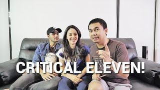 NGOBROLIN FILM CRITICAL ELEVEN (feat. Anggika Bolsterli, Refal Hady, Ika Natassa)