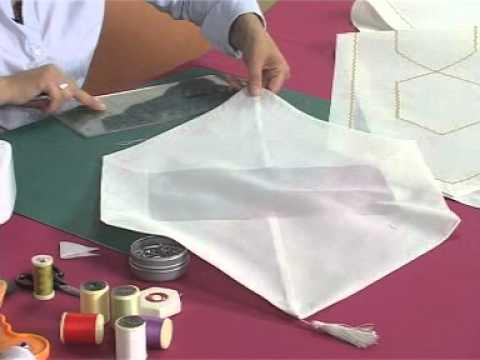 sehpa örtüsü yapımı