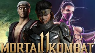 Mortal Kombat 11 - Who Will Be In Kombat Pack 2? Guest Characters Speculation/Analysis