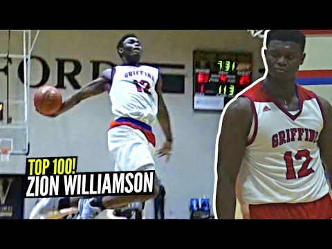 Zion Williamson Top