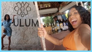EXPLORING THE ANCIENT CITY OF TULUM & BEACH DAY IN YUCATAN!