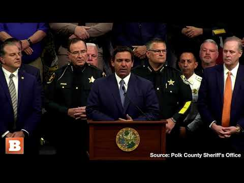 "Ron DeSantis Signs Florida's Anti-Riot Bill: ""We're Not Going to End Up Like Portland"""