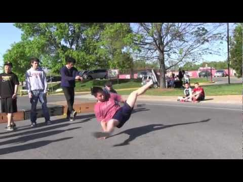 We Are IU- Northwest Fest Breakdancing