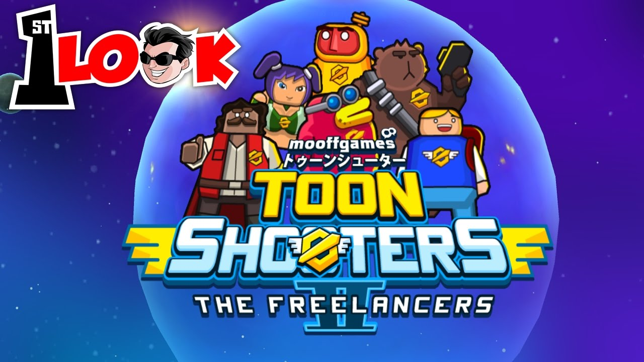Toon Shooters 2: The Freelancers For Mac