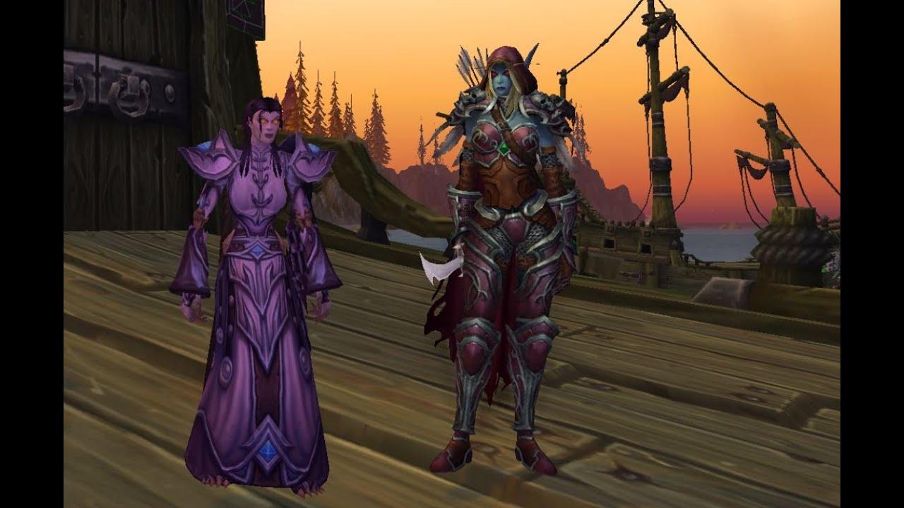 Legion Beta Play (WoW) Ep. 11: Shadow Priesting the Training ...