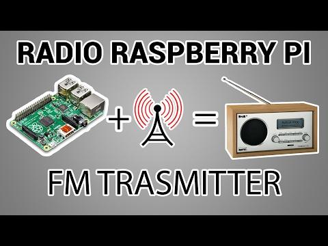 Raspberry Pi : Trasmettere su FM (Stereo) via Bluetooth! [DOWNLOAD]