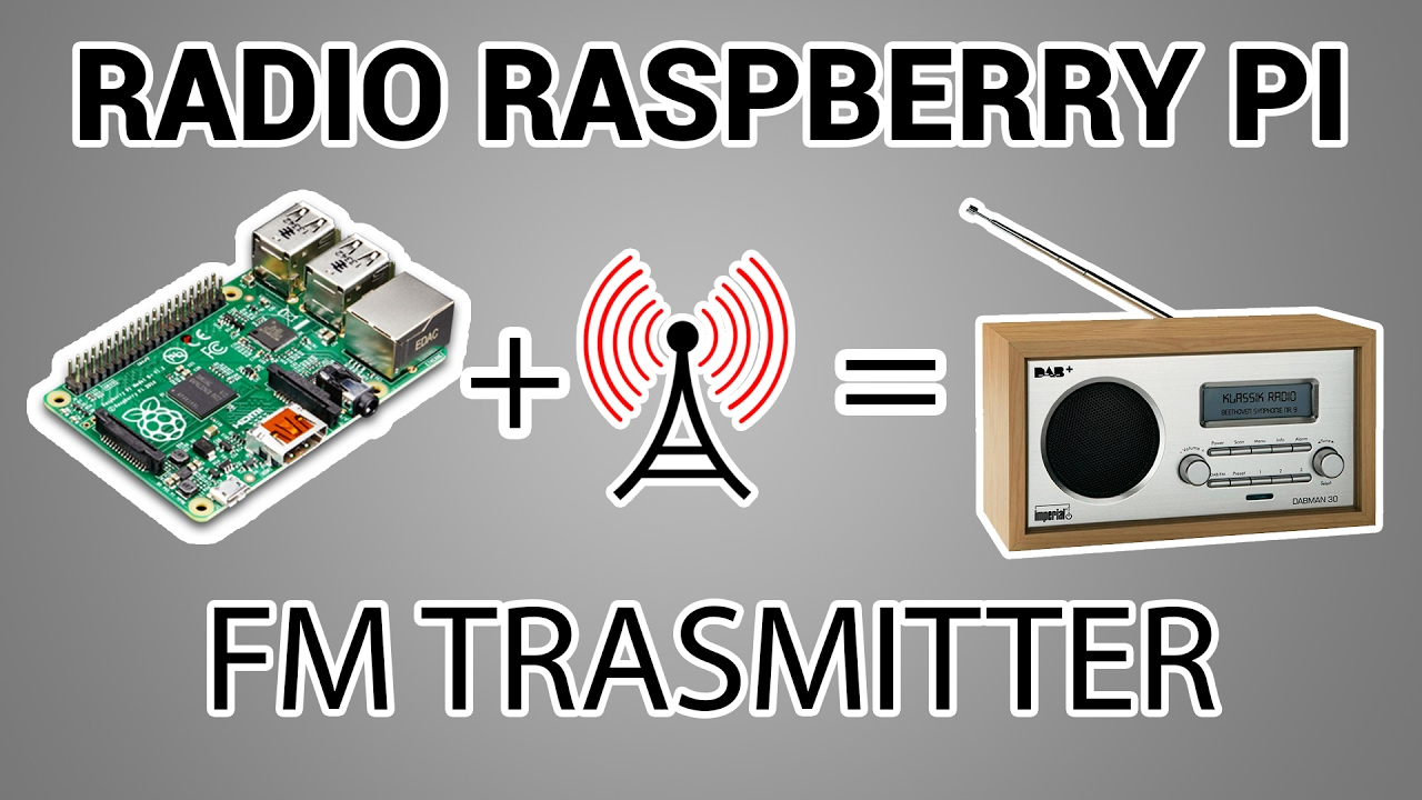 Raspberry Pi : Wireless FM Radio Transmitter (Stereo + A2DP