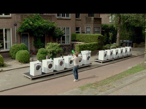 12 wasjes op 1 accu met je eigen groene energiecentrale? | #MakeTheFuture