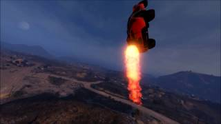 ROCKET VOLTIC VS HELICOPTER!! (GTA 5 Win)