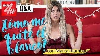 TODO SOBRE MI PELO   Con Marta Riumbau