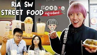 RIA SW STREET FOOD by RIA SW !! KOREA TAPI MURAH !!
