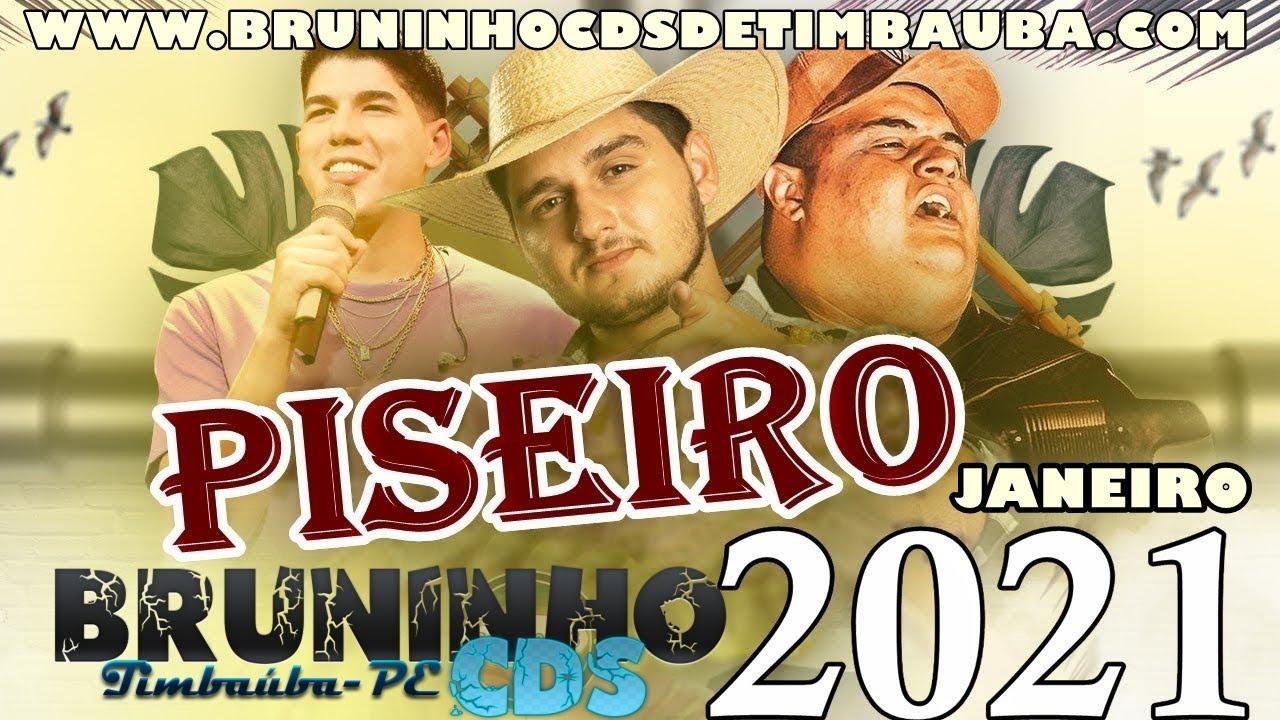 Download SELEÇÃO - TARCÍSIO DO ACORDEON, ZÉ VAQUEIRO E BIU DO PISEIRO [CD JANEIRO 2021]