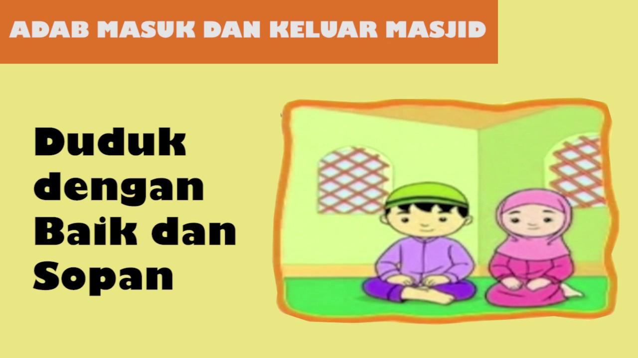 Hasil gambar untuk doa keluar masjid