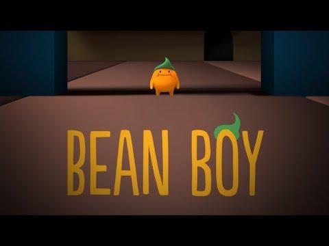 Bean Boy (iOS/Android) gameplay teaser!