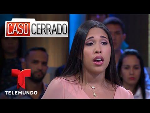 Caso Cerrado | Ties Her Up & Then Dies From Heart Attack 🛏⛓😘💔 | Telemundo English