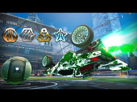 Half Flips - Low Level Rocket League Mechanics thumbnail