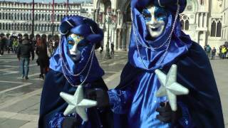 CARNEVALE di VENEZIA 2014 - Carnival Of Venice -  Carnaval de Venise HD
