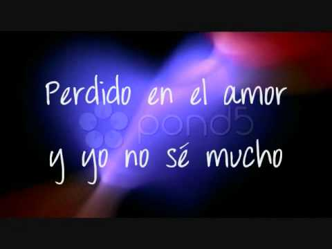 lost in love traduccion: