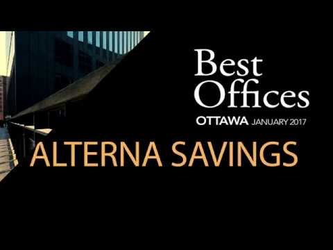 Best Offices Ottawa - Alterna Savings