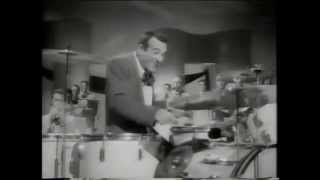 Film Short: Melody In F - Gene Krupa and his Orchestra, 1949