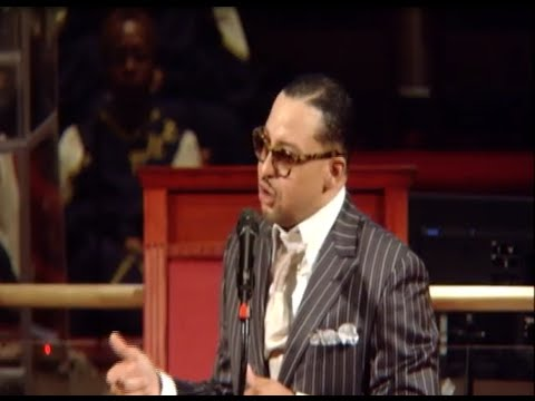 Rev. Stephen W. Howard @ Enon Tabernacle Baptist Church, Philadelphia, PA