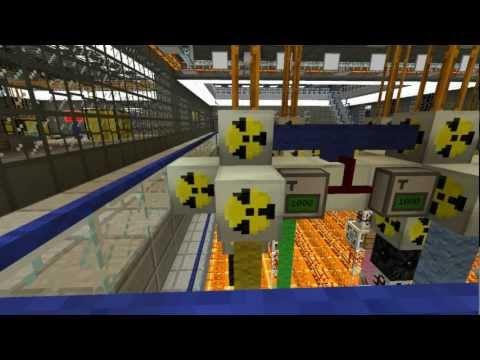 MINECRAFT SUPER USINA NUCLEAR ( PORTUGUES BR ) TRAVEL_VIDEO