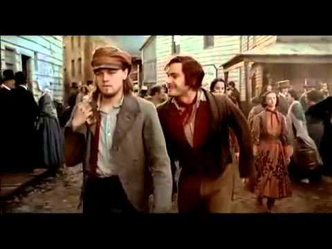 Gangs of New York Detscher Trailer