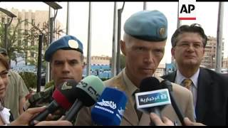 UN peacekeeping chief makes further comments on Syrian mission