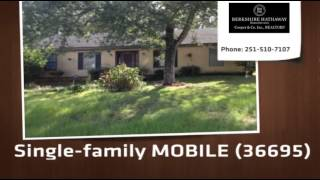 Jeff Dees: 2571 Wagon Wheel Dr Mobile 36695