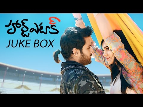 Heart Attack Telugu Movie Juke Box | Full Songs || Nithiin, Adah Sharma || Puri