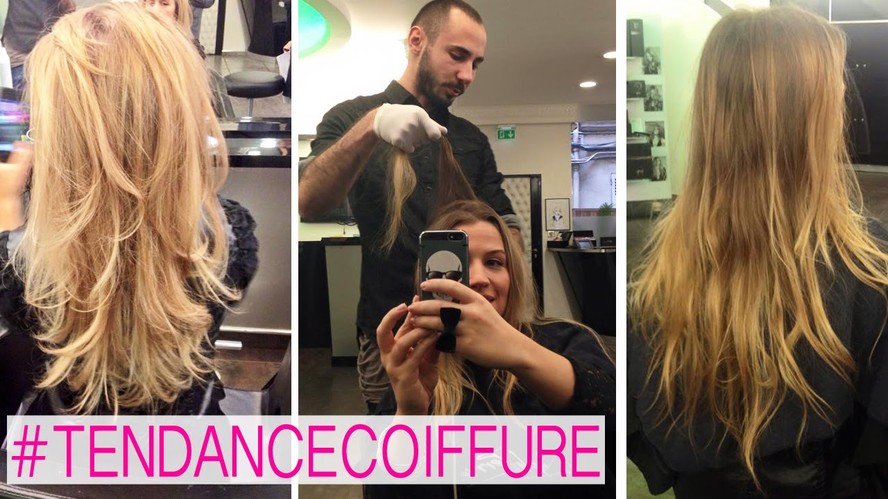 RELOOKING COIFFURE - EMMYMAKEUPPRO - YouTube