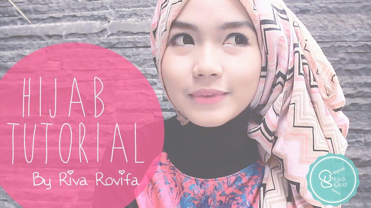 BEST Cara Memakai Jilbab Pashmina HijabStyleID Tutorial By