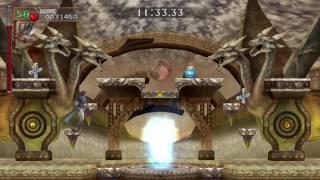 Castlevania: The Dracula X Chronicles - Full boss rush mode (Richter)