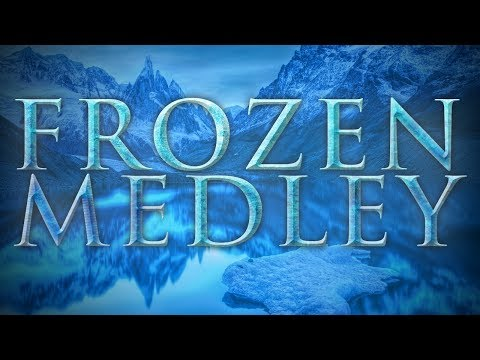Frozen Medley (fingerstyle guitar cover by Peter Gergely)