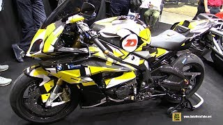 2018 BMW S1000RR BST Carbon Wheels and Ilmberger Carbon Accessoried - Walkaround