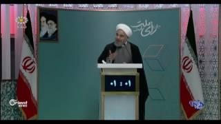 تراشق بين رئيس بلدية طهران وروحانى بأول مناظرة انتخابية إيرانية