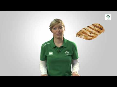 Irish Rugby TV: #AskNora - Protein