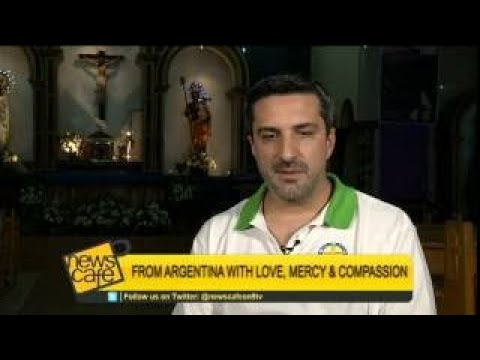 News Cafe Episode 111: From Argentina with Love, Mercy vesves Compassion