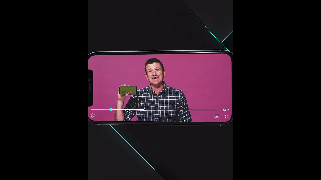 ? The new Optus Sport app is here! ? Bridgey shows you how to use it and what's new!
