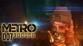 METRO EXODUS ☢️ 007: Sie stürzte in die Dunkelheit
