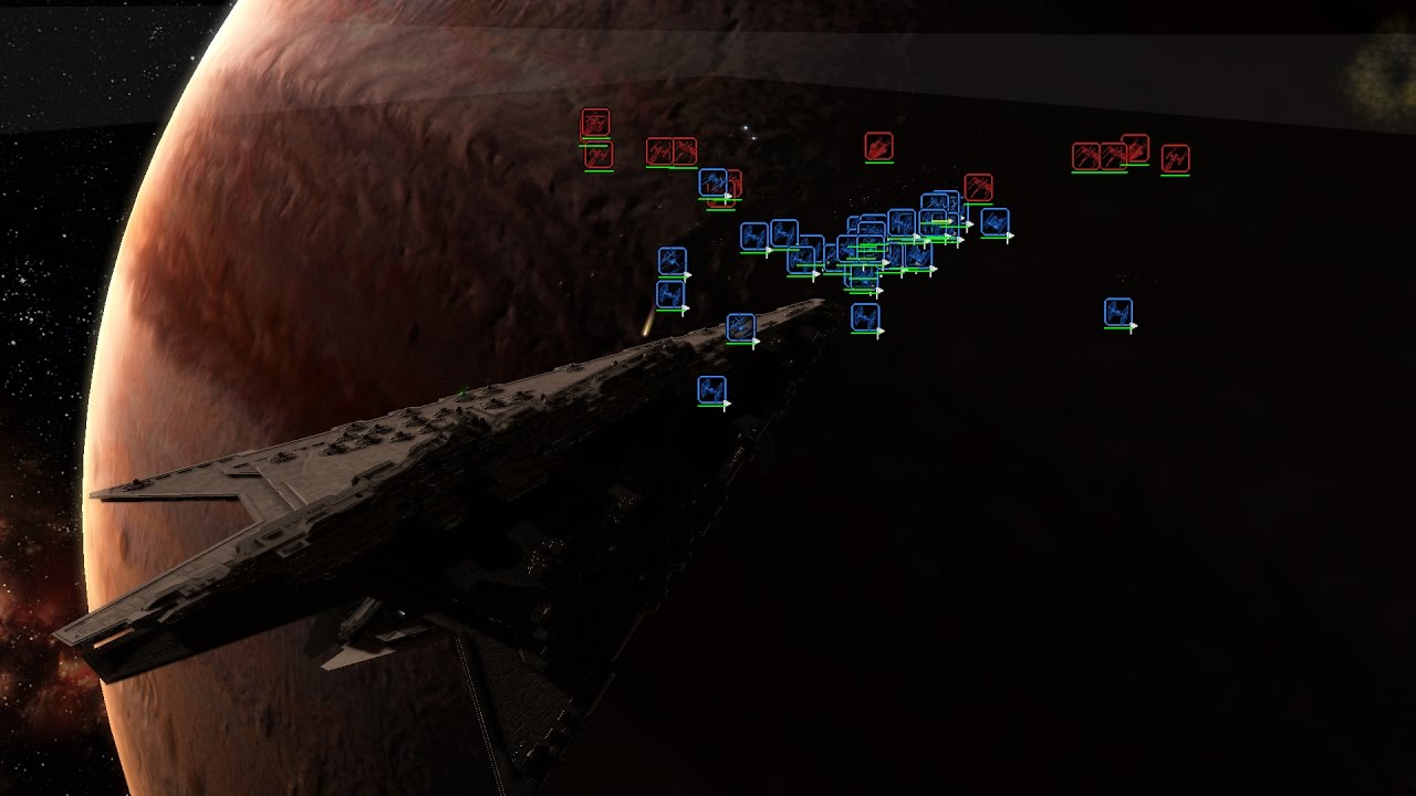 the purifier - star wars - empire at war remake