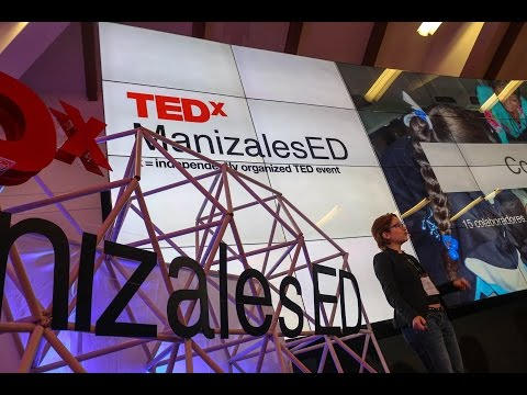 Educación vs Innovación. | CLAUDIA APARICIO YAÑEZ | TEDxManizalesED