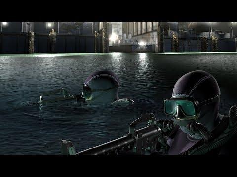 SOCOM U.S. Navy SEALs Fireteam Bravo 2 All Cutscenes ( Full Game Movie )