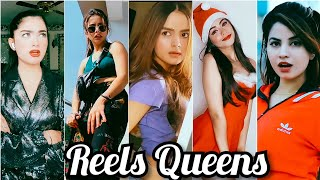 New Reels 2 jan   All TikTok star Amulya, Jannat, Arishfa, Avneet, Anushka, Faisu, Riyaz,Purabi etc
