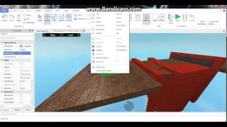 ROBLOX - How to make obby STUDIO 2014 [Part2]