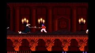 Prince of Persia 2 [Mod] - Walkthrough[12] - Temple04