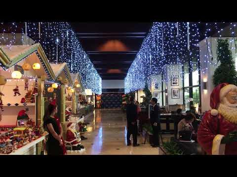 Sofitel Philippine Christmas illumination