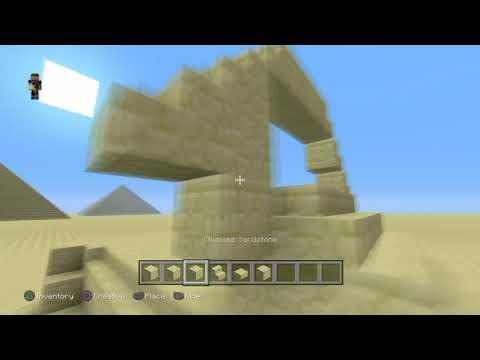 The Sphinx!| Ancient Egypt creative builds